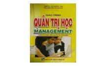 Tham khảo giáo trình quản trị học management