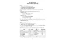 Tham khảo bài tập môn ngân hàng thương mại chuyên ngành tài chính