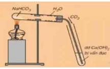 Giải bài tập Hóa Học 9: Axit cacbonic và muối cacbonat