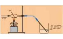Giải bài tập hóa học 9: Các oxit của cacbon