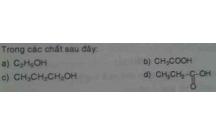 Giải bài tập Hóa lớp 9: Axit axetic
