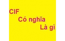Giá CIF là Gì Trong Incoterms 2010