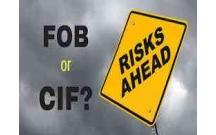Nên ưu tiên xuất khẩu theo điều kiện FOB hay CIF trong XNK