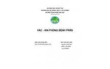 Nghiên cứu Vắc-xin Phòng Bệnh PMWS