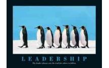 bảng câu hỏi dành cho Leadership