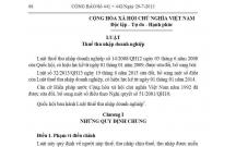Luật số 04/VBHN-VPQH