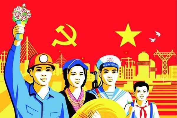 Tiểu luận:  Vị trí, vai trò, nhiệm vụ của người Đảng viên với ĐCSVN- Phấn đấu, rèn luyện và tuyên truyền nhân dân của người Đảng viên