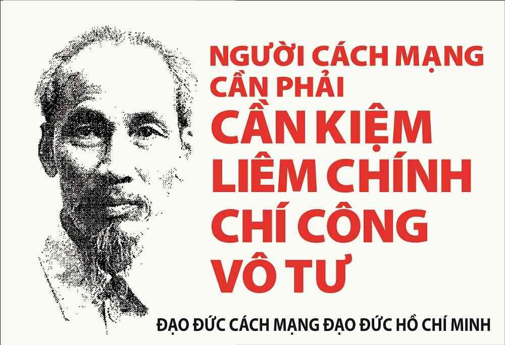 Tiểu luận: Phân tích, nhận thức và tự liên hệ bản thân về quan điểm Hồ Chí Minh: cần, kiệm, liêm, chính, chí công vô tư.
