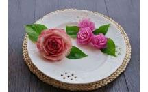 Hướng dẫn tỉa hoa hồng từ củ cải đỏ