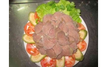 Công thức làm Bắp bò ngâm giấm chua ngọt cho ngày Tết