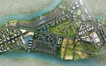 Bốn nhà đầu tư cùng phát triển giai đoạn 1 khu đô thị Waterpoint