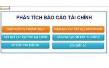 """Phân tích BCTC - Nhận biết cách """"CHẾ BIẾN"""" Doanh thu & Chi phí trong BCTC"""