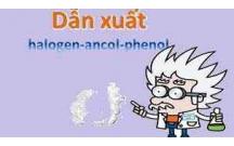 Trắc nghiệm Hóa học lớp 11: Dẫn xuất Halogen - Phenol - Ancol