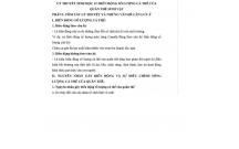 LÝ THUYẾT SINH HỌC 12: BIẾN ĐỘNG SỐ LƯỢNG CÁ THỂ CỦA QUẦN THỂ SINH VẬT