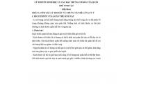 LÝ THUYẾT SINH HỌC 12: CÁC ĐẶC TRƯNG CƠ BẢN CỦA QUẦN THỂ SINH VẬT (tiếp theo)