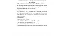 LÝ THUYẾT SINH HỌC 12: CÁC ĐẶC TRƯNG CƠ BẢN CỦA QUẦN THỂ SINH VẬT