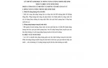 LÝ THUYẾT SINH HỌC 12: DÒNG NĂNG LƯỢNG TRONG HỆ SINH THÁI VÀ HIỆU SUẤT SINH THÁI