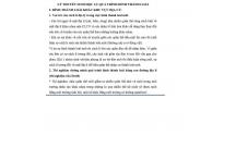 LÝ THUYẾT SINH HỌC 12: QUÁ TRÌNH HÌNH THÀNH LOÀI