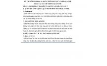 LÝ THUYẾT SINH HỌC 12: QUẦN THỂ SINH VẬT VÀ MỐI QUAN HỆ GIỮA CÁC CÁ THỂ TRONG QUẦN THỂ