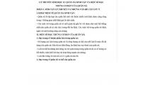 LÝ THUYẾT SINH HỌC 12: QUẦN XÃ SINH VẬT VÀ MỘT SỐ ĐẶC TRƯNG CƠ BẢN CỦA QUẦN XÃ