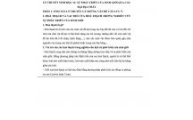 LÝ THUYẾT SINH HỌC 12: SỰ PHÁT TRIỂN CỦA SINH GIỚI QUA CÁC ĐẠI ĐỊA CHẤT