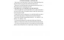 LÝ THUYẾT SINH HỌC 12: TIẾN HOÁ LỚN