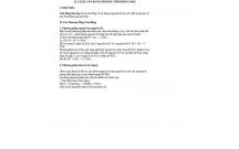 Tài liệu ôn thi THPT Hóa học: 12 cách cân bằng phương trình hóa học