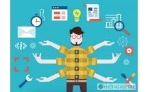 Các loại hình để khởi nghiệp kinh  doanh trên mạng