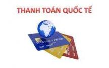 Các phương thức thanh toán quốc tế