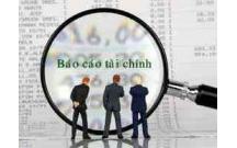 Những điều cần biết về Báo cáo tài chính của ngân hàng.