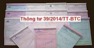 Thông tư 39/2014/TT-BTC ngày 31/03/2014 có hiệu lực thi hành từ ngày 01/06/2014