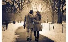 Những bài thơ tình yêu hay về mùa đông