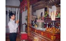 Văn khấn trong tang lễ - Khấn Lễ Chúc Thực